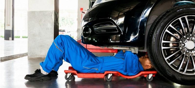 Servicio mantenimiento amortiguadores