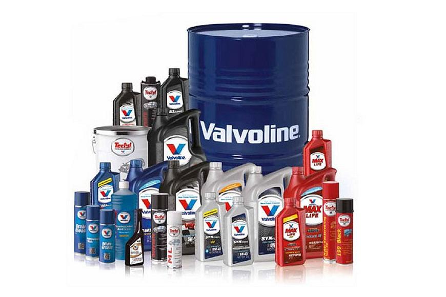 Productos Valvoline Dyrveco